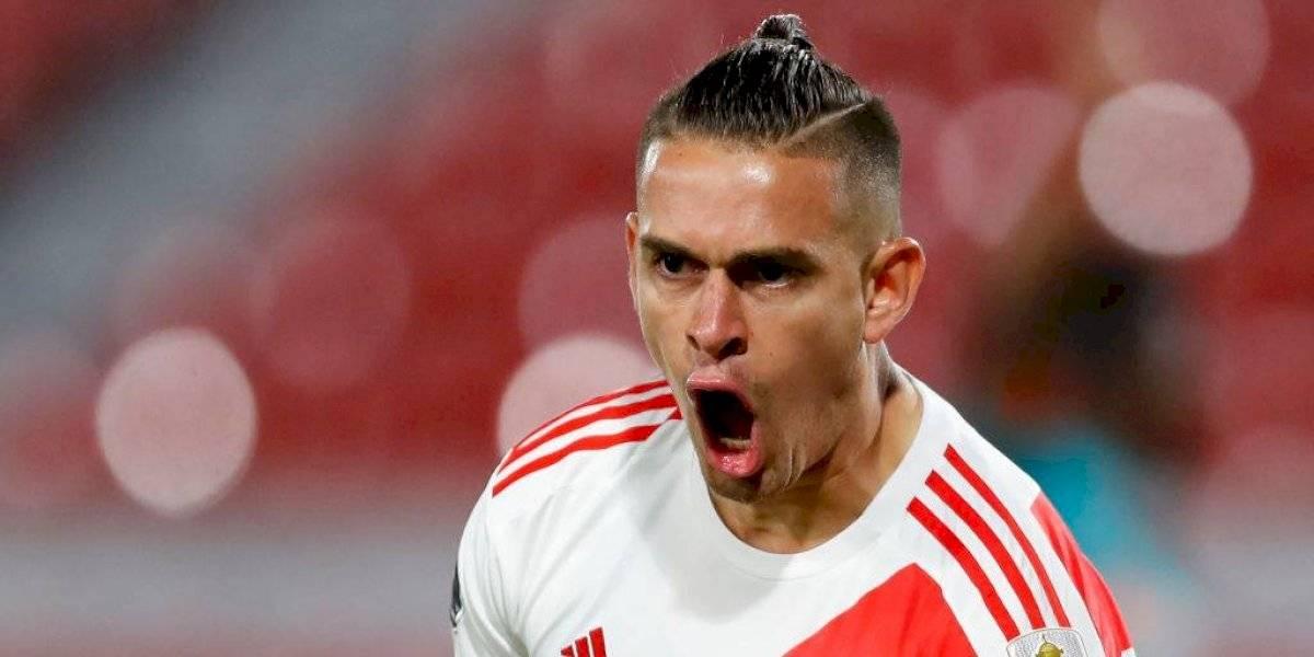 Tabla de goleadores de la Copa Libertadores 2020 ((Actualizada))   Santos Borré, Carlos Tévez, Gabigol Barbosa