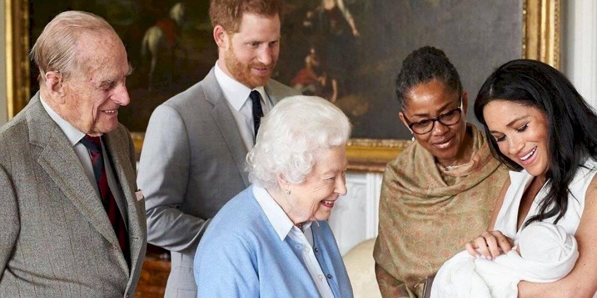 ¡Cigüeña a la vista en la Realeza! Meghan Markle y el Príncipe Harry le darán un hermanito a Archie