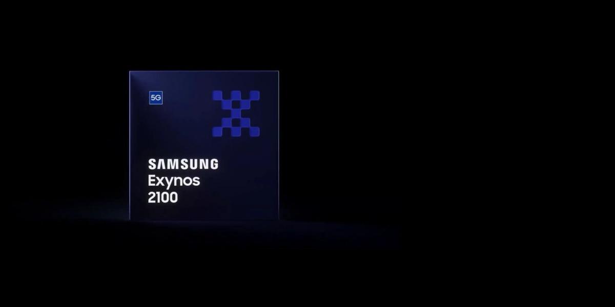 Samsung muestra su reciente procesador Exynos 2100: Qualcomm™ tiene problemas