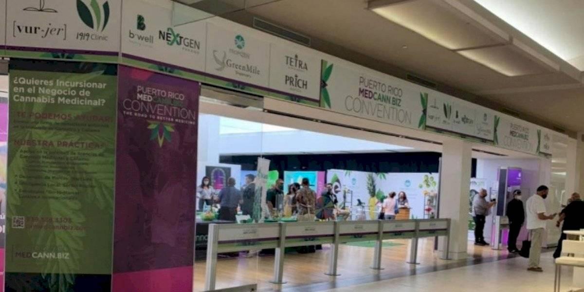 Feria de salud de Cannabis Medicinal regresa a Plaza Las Américas
