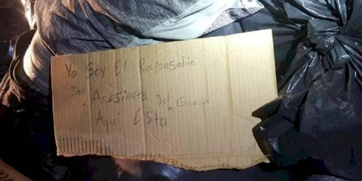 Identifican cuerpo de joven que fue encontrado con letrero en Santurce