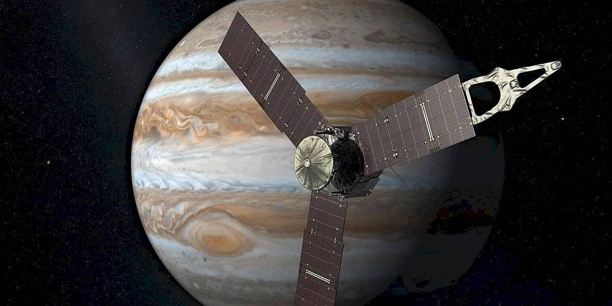 NASA capta señal de radio procedente de Júpiter, ¿tiene origen alienígena?