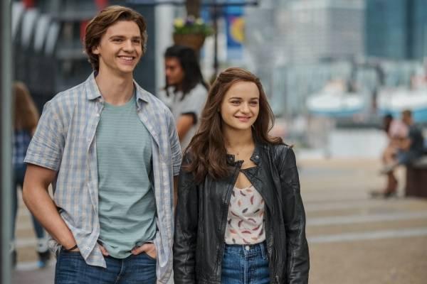 """Netflix anuncia el fin de la saga de películas """"El stand de los besos"""" y """"A todos los chicos de los que me enamoré"""""""