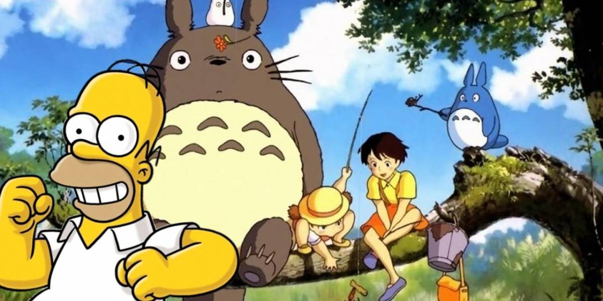 Los Simpson: este episodio hace homenaje al Studio Ghibli