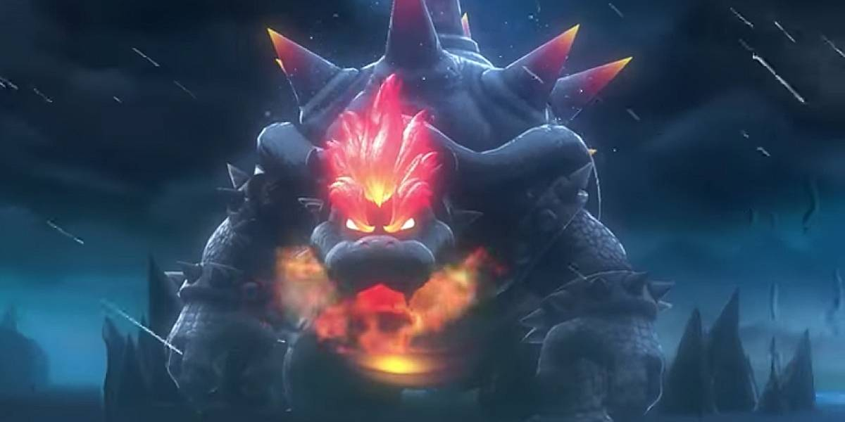 Bowser's Fury, pero no en un Direct