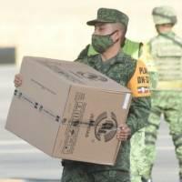 Llegan 19 mil 500 vacunas contra Covid-19 a Guanajuato