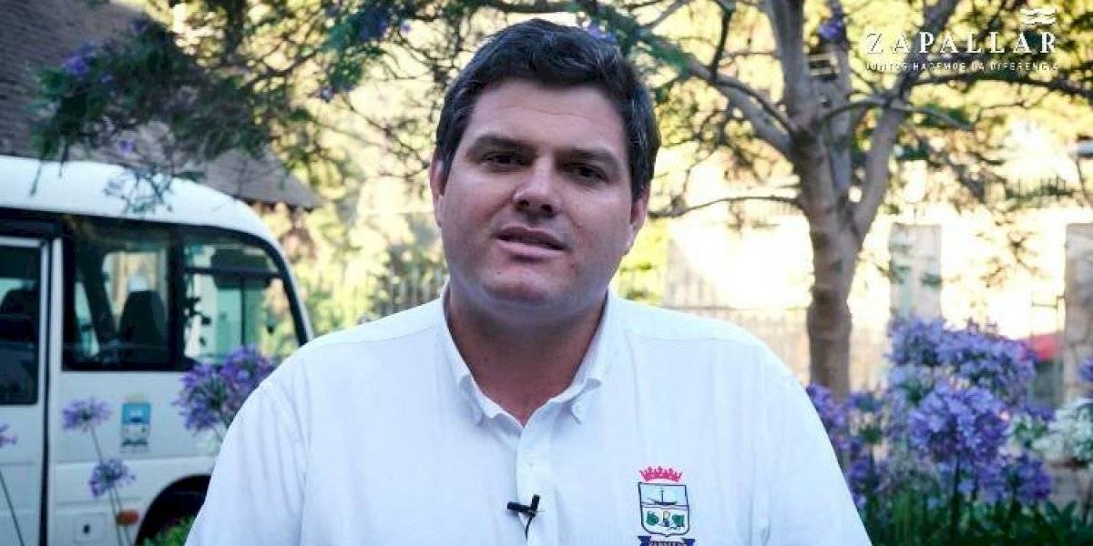 Alcalde de Zapallar agradece al Gobierno hacer retroceder a la comuna a Fase 2 y comparte declaraciones de Martorell