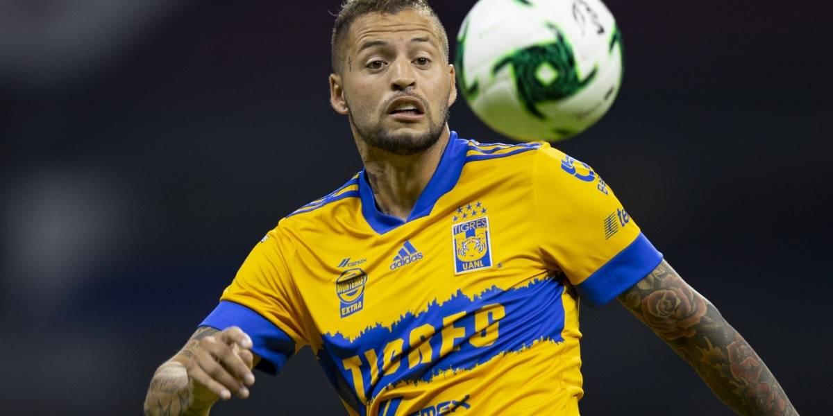 El uruguayo Nicolás Lopez se queda en Tigres