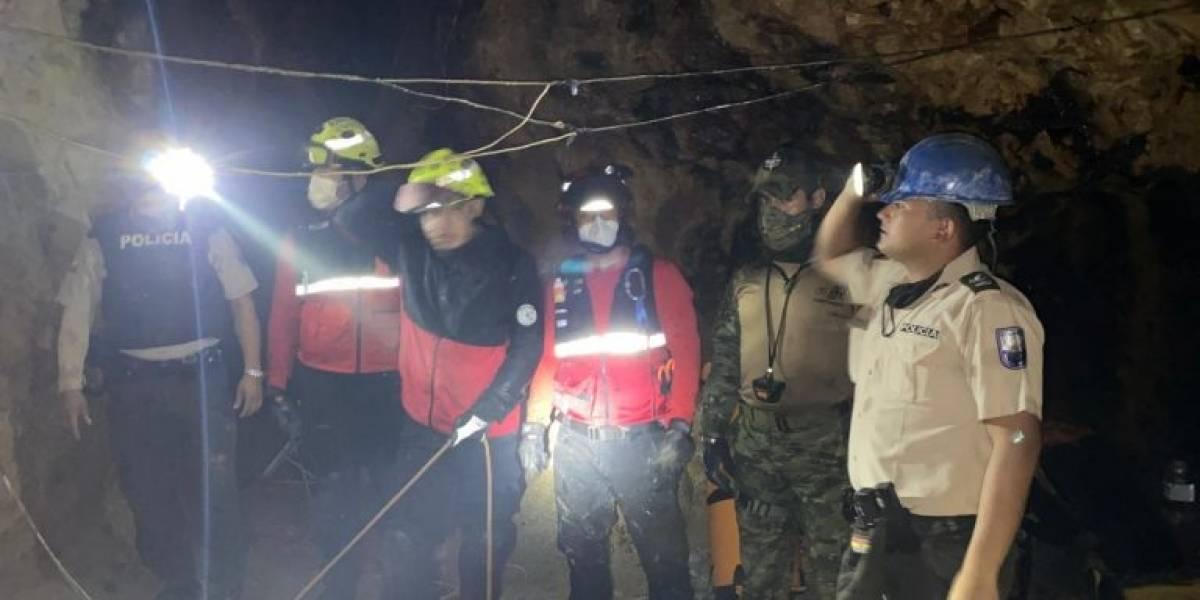 Tres fallecidos tras detonación de una mina ilegal Zamora Chinchipe