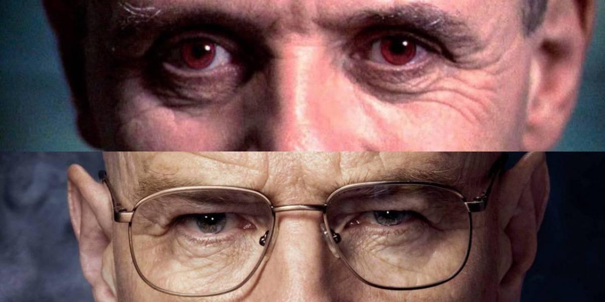 """El día que """"Hannibal Lecter"""" le escribió una carta a """"Walter White"""""""