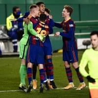 Barcelona derrota en penales a la Real Sociedad y disputará la final de la Supercopa de España