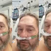 Médico infectado con la cepa británica del Covid-19 cuenta su experiencia con el virus