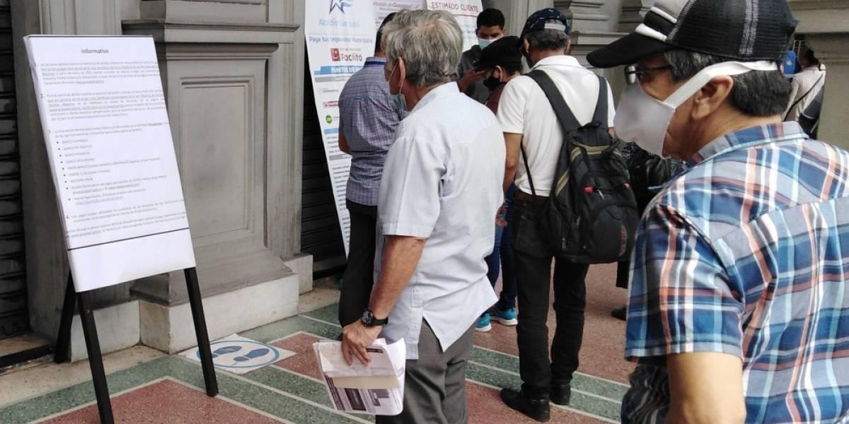 Médicos sospechan que nueva cepa B117 ya circule en Guayaquil