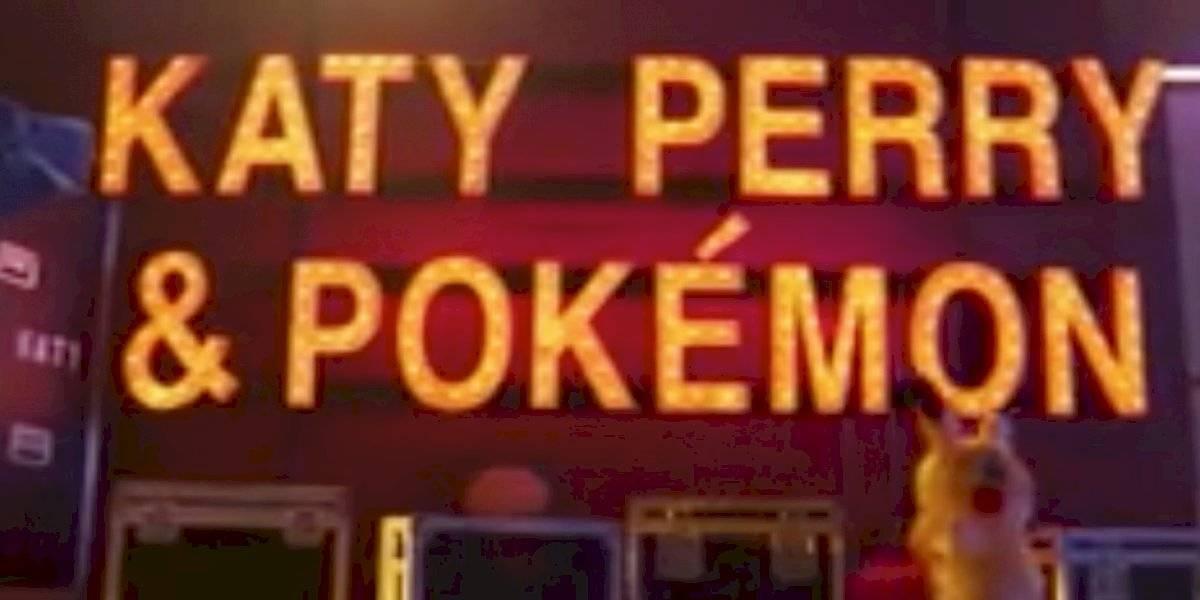 """Katy Perry se suma a la celebración de aniversario de Pokemon: """"Me siento bastante eléctrica"""""""