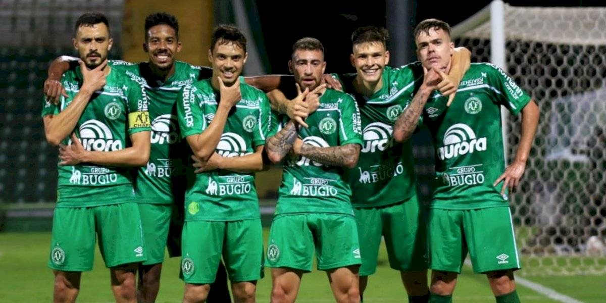 El Chapecoense consigue su ascenso y volverá a Primera División de Brasil