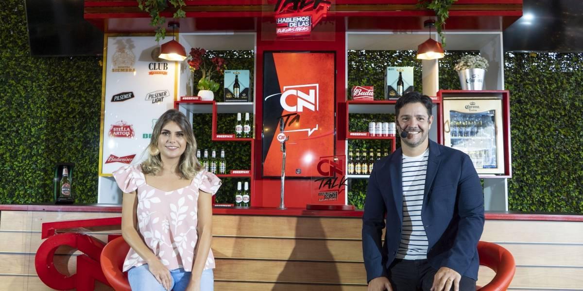 Cervecería Nacional realizó la segunda edición del espacio digital CN Talk