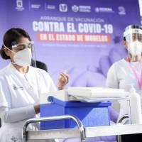 Arranca la vacunación masiva contra Covid-19 en los estados