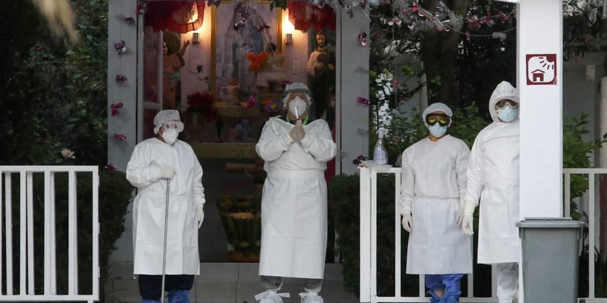 México registra en un día 15 mil 873 nuevos contagios de Covid-19