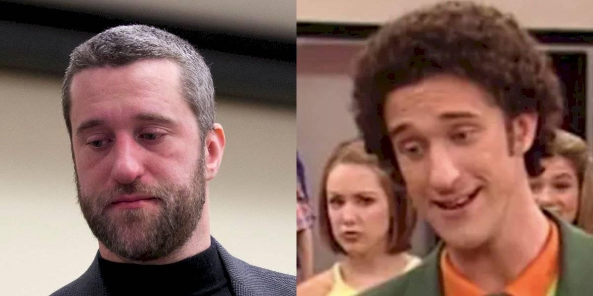 Dustin Diamond, 'Screech' en 'Salvados por la campana', hospitalizado de urgencia