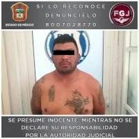 Detienen a presunto responsable de asaltar combi en Cuautitlán Izcalli