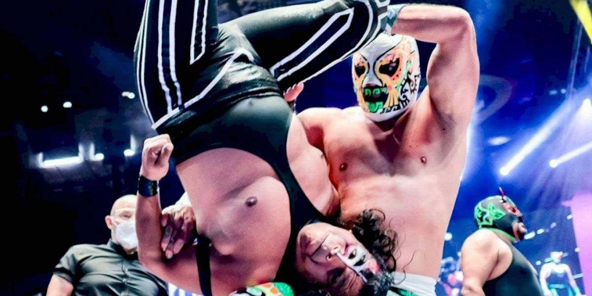 El maestro Virus y Guerrero Maya Jr buscan más oportunidades en el CMLL