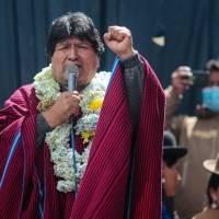 La información falsa que Evo Morales y la hija de Hugo Chávez dijeron sobre las Elecciones en Ecuador
