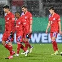 Bayern Múnich es eliminado de la Pokal por equipo de Segunda división