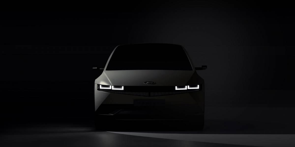 Así es el nuevo Hyundai Ioniq 5 2022