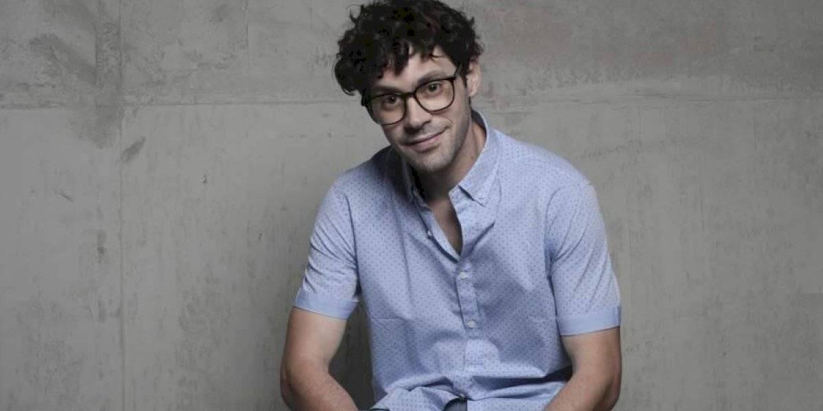 """Pedro Campos y la comparación con sus dos padres actores: """"Lo bueno es que ya no me importa"""""""