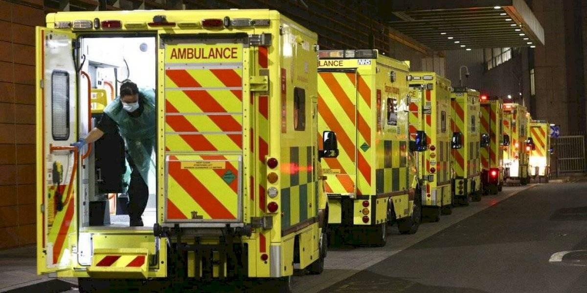 Inglaterra planea atender Covid en hoteles ante el incremento de hospitalizaciones