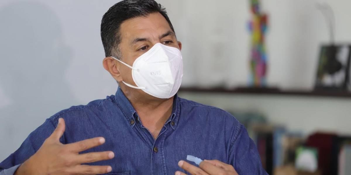 """""""Estamos en el pico del pico"""": alcalde de Cali alerta sobre grave situación de COVID-19 en la ciudad"""