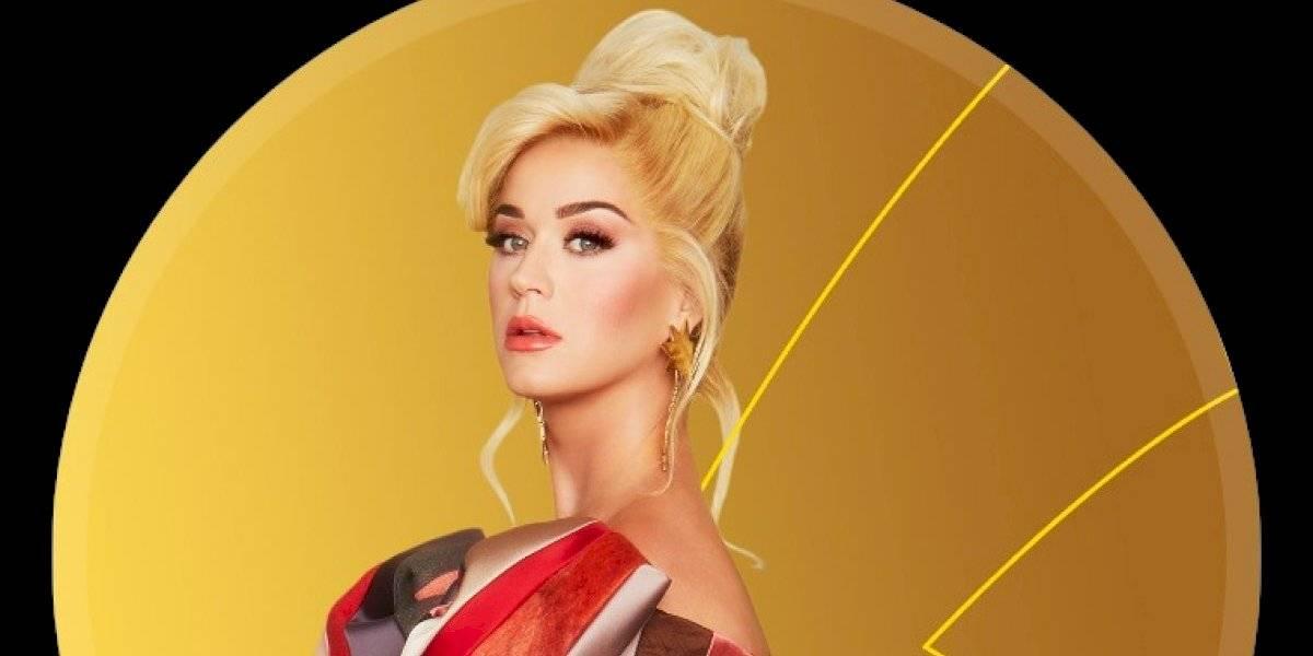 Katy Perry anuncia colaboración con Pokémon por su 25 aniversario