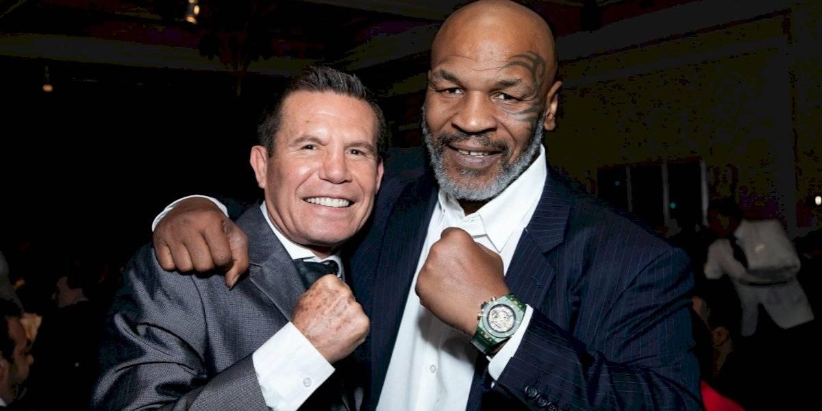 Mike Tyson asegura que J.C. Chávez fue mejor que Floyd Mayweather
