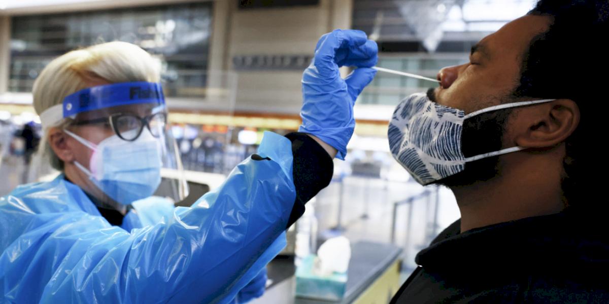 ¿Cómo afectará la obligatoriedad de pruebas PCR en EU al turismo en México?