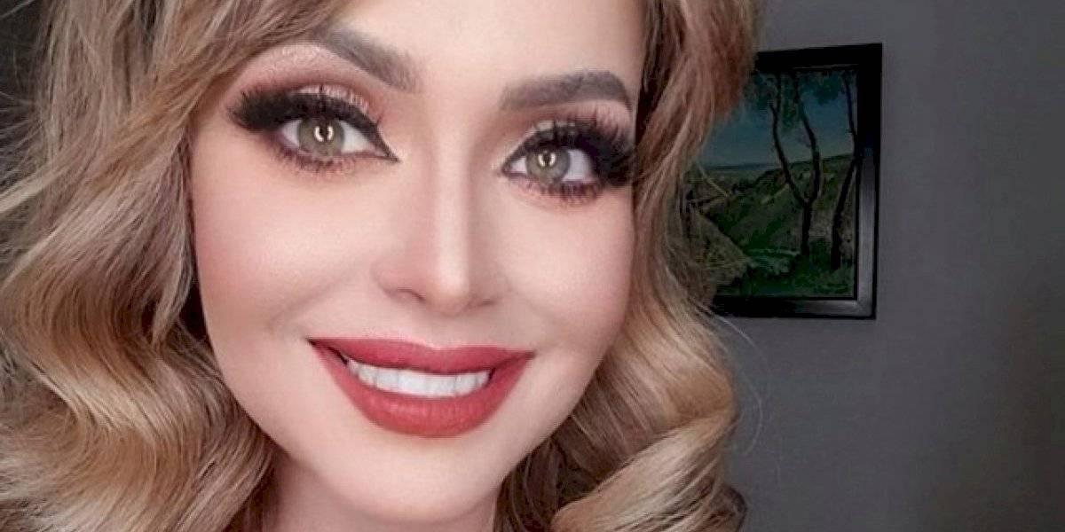Fuertes criticas en redes contra Gaby Spanic por exceso de filtros