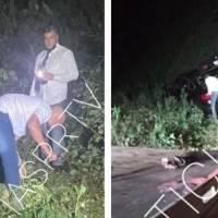 """""""Charlie"""" Delgado sufre accidente en Maricao"""