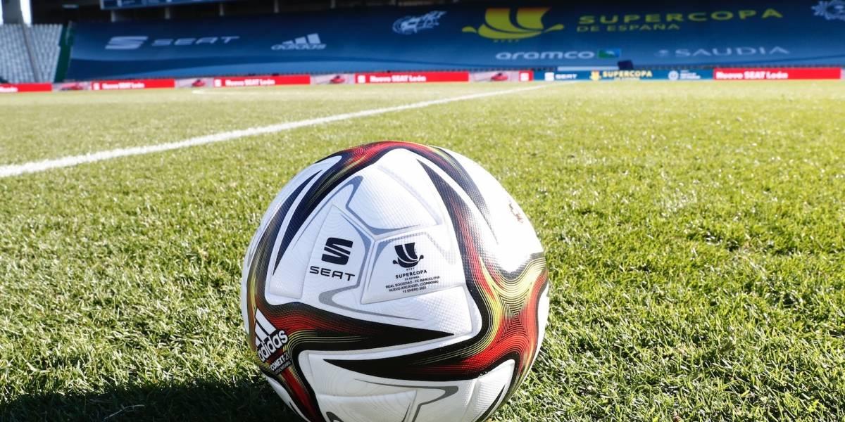 SEAT patrocinador oficial de la Copa de S.M El Rey y la Supercopa de España