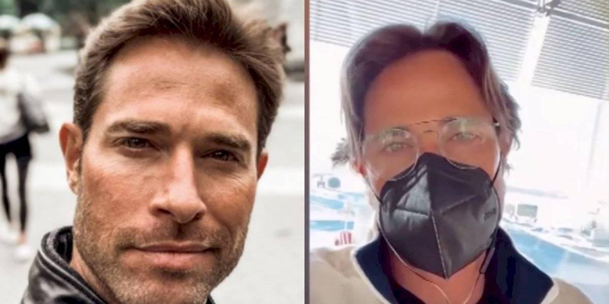 Sebastián Rulli revela que su padre sufrió un derrame cerebral