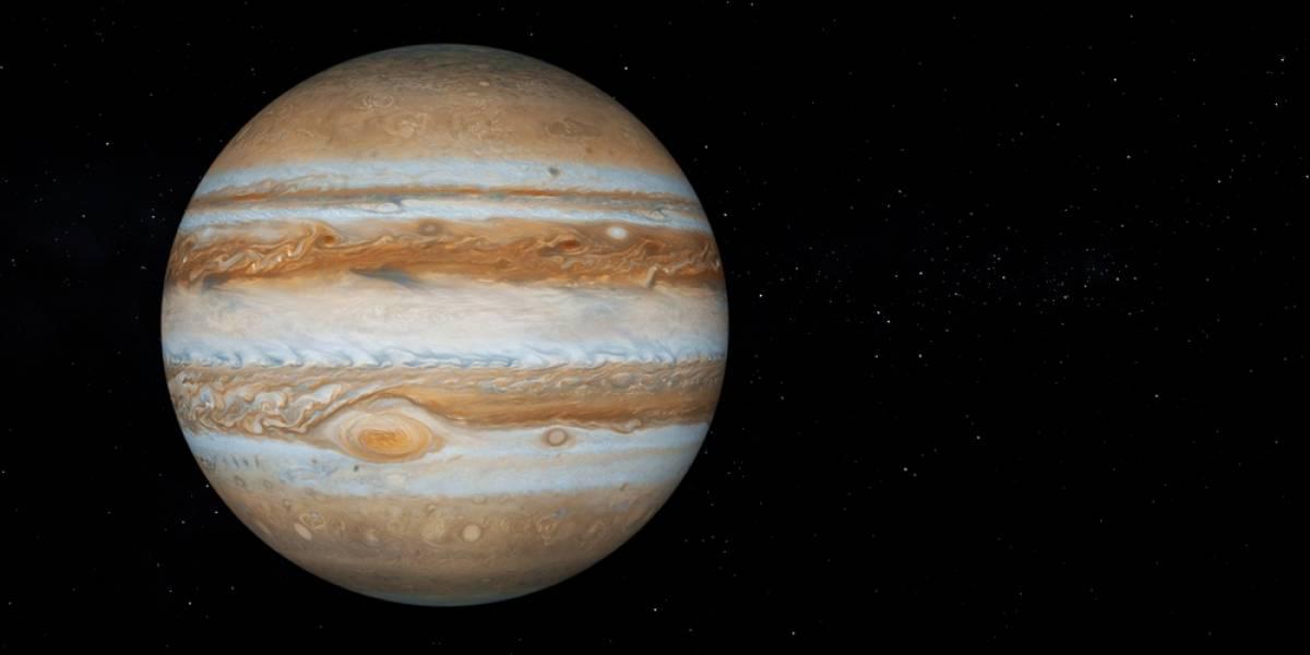 Júpiter: cinco cosas que sólo pasan en el planeta más grande del Sistema Solar