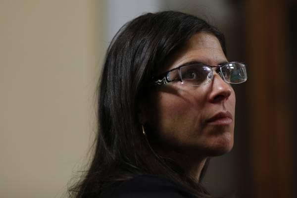 Sylvia Eyzaguirre se niega a ser compañera de Tere Marinovic y baja candidatura a Convención Constitucional