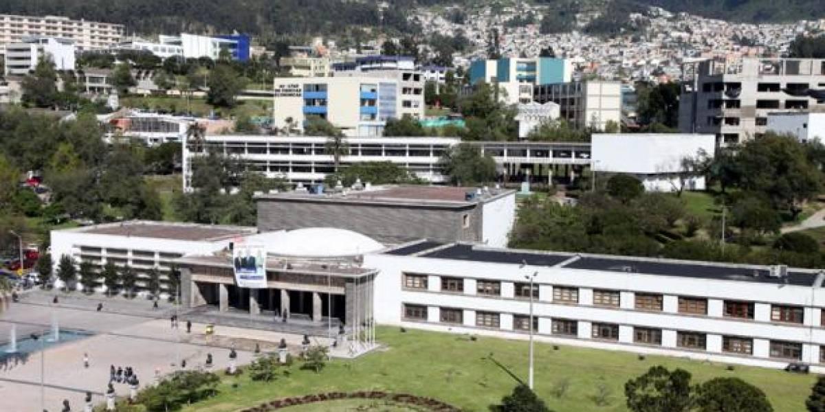Rector de la UCE se pronuncia ante agresión verbal de docente a alumna de Medicina