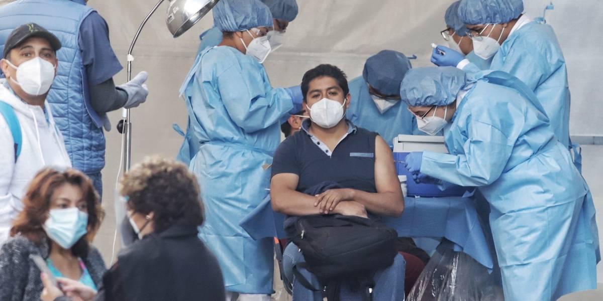 Inicia en Puebla la vacunación contra Covid-19