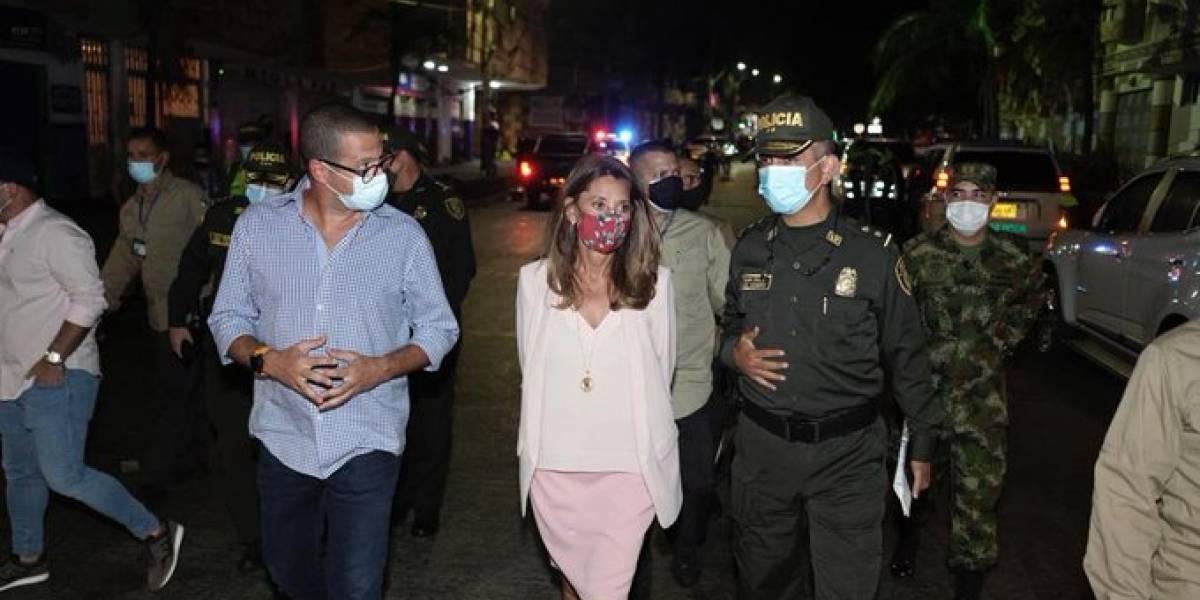 """""""Usted verá si le interesa cooperar"""": extorsiones tras atentado en centro de Barranquilla"""