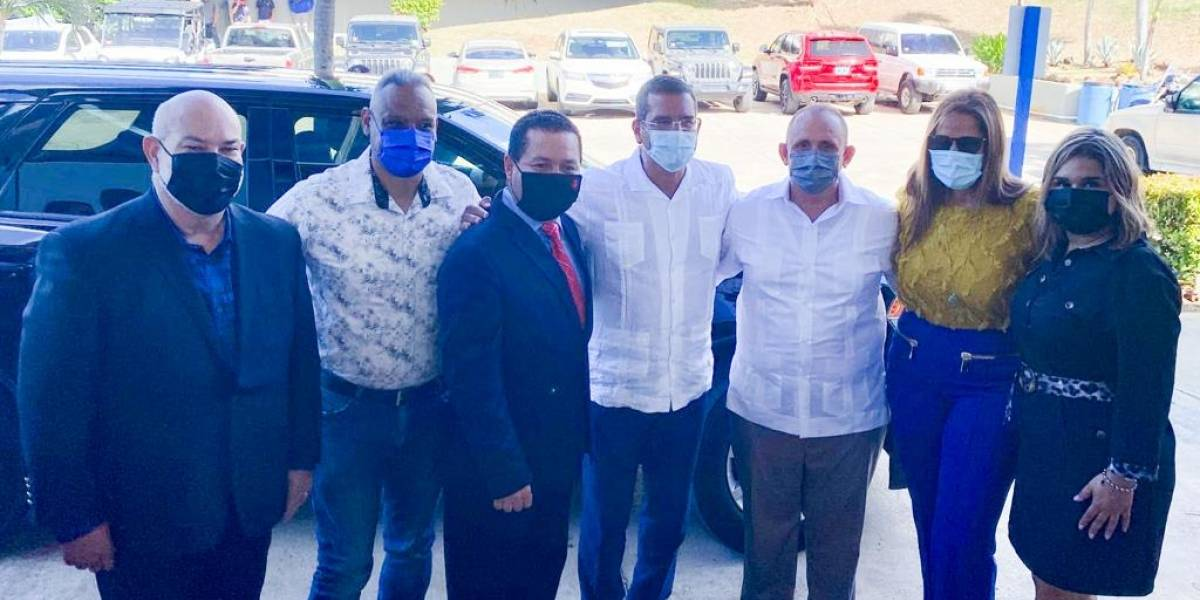 Juramenta el nuevo alcalde de Culebra