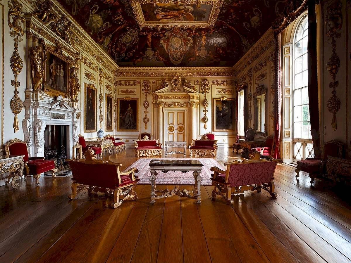Interior de Wilton House