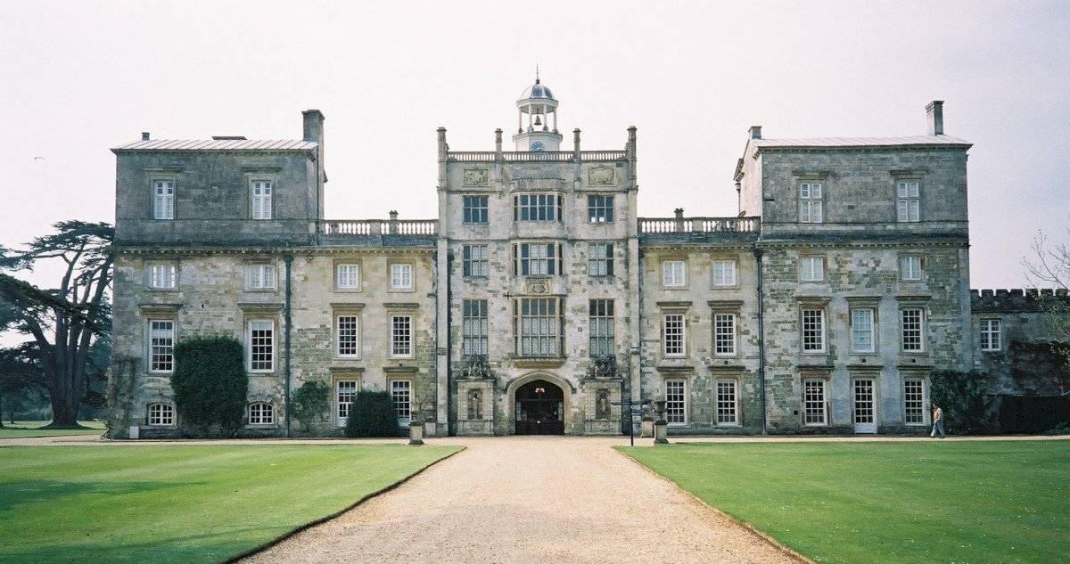Wilton House cuenta con nueve hectáreas de zonas verdes y jardines
