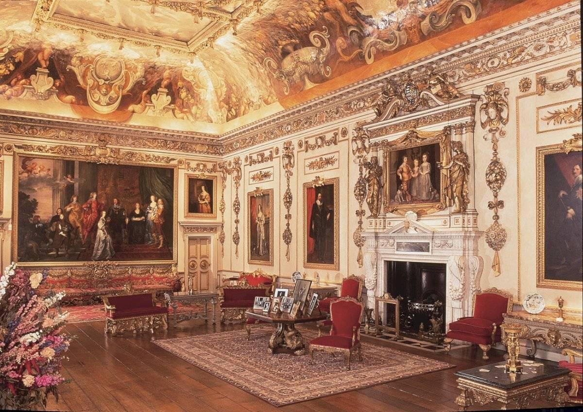 Los impresionantes interiores de Wilton House la ha hecho elegida para escenas de varias producciones de antaño