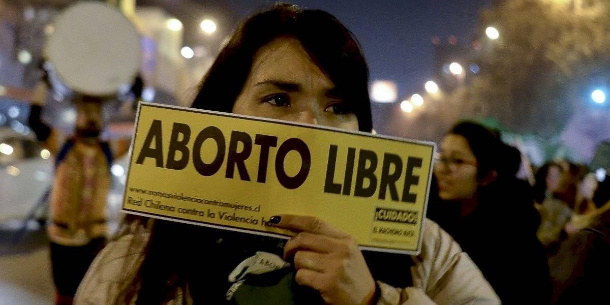 Congreso en Chile inicia debate para la despenalización del aborto