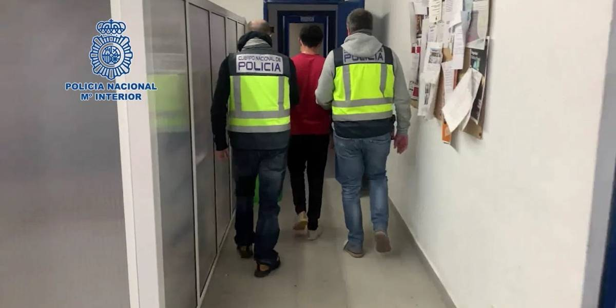 Argentina.- Detenido en Fuente Álamo (Murcia) un fugitivo buscado por agredir sexualmente a dos menores en Argentina