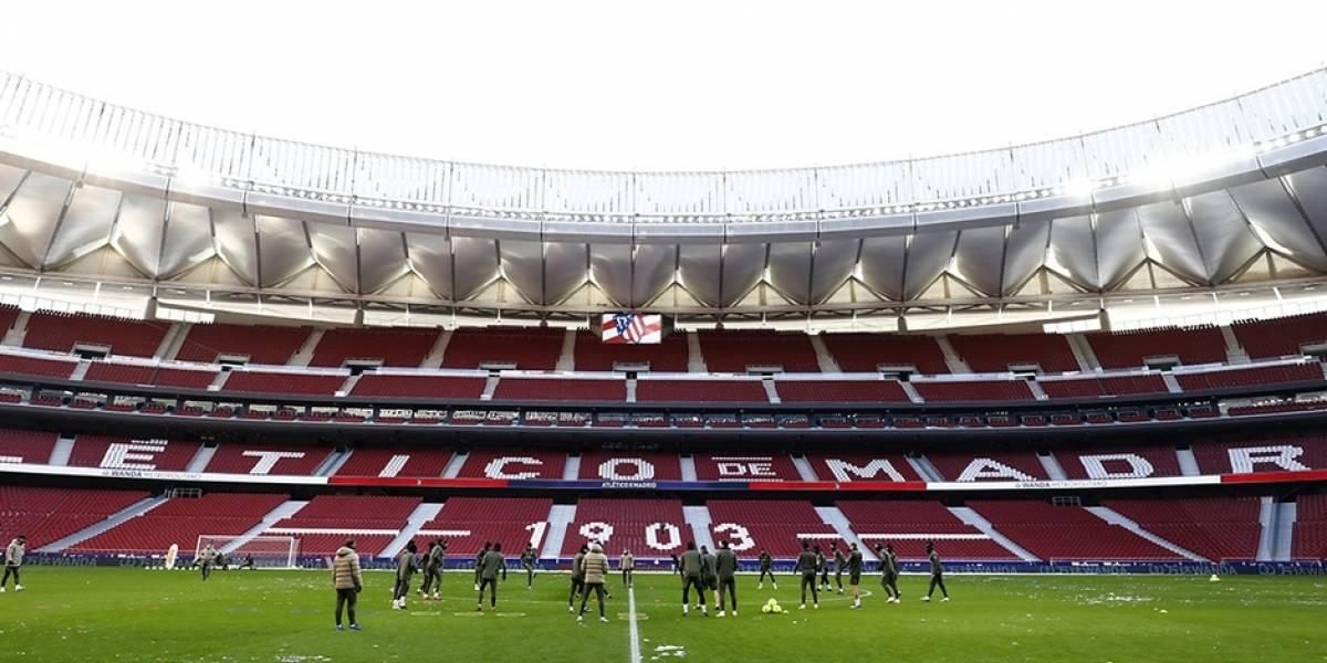 Fútbol/Copa.- El Leganés recibirá al Sevilla en Copa en el Metropolitano por el mal estado de Butarque